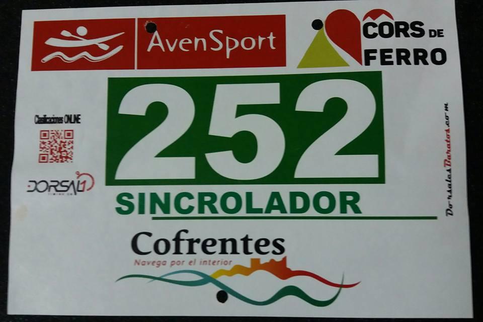 triatlon de montaña cofrentes 2017